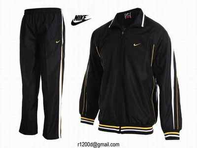 ensemble nike molleton